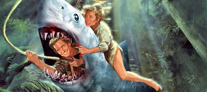 "Episode 122 – ""Romancing the Shark"""