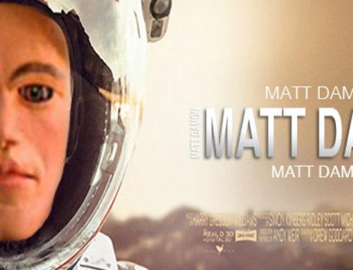 "Episode 150 – ""Matt Damon"" w/ Josh Woodard"