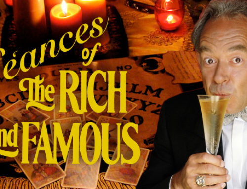 "Episode 208 – ""Seances of the Rich and Famous"" w/ Vanessa Gonzales"