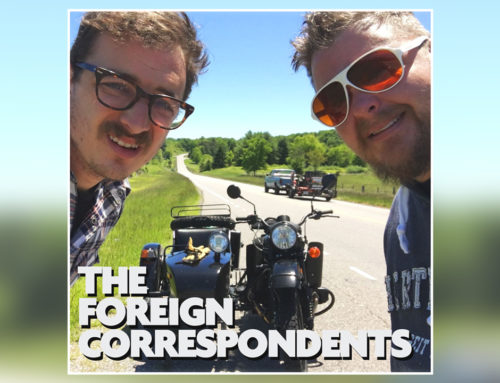 "The Foreign Correspondents – ""The Catchup"""