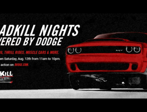"Episode 231 – ""Roadkill Nights"""